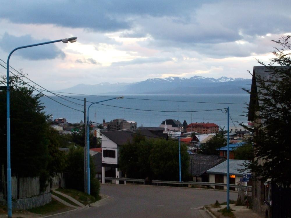 Midnight in Ushuaia