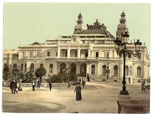 Monte Carlo casino front